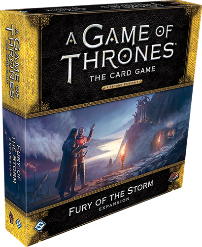 Game of Thrones LCG 2nd - Fury of the Storm