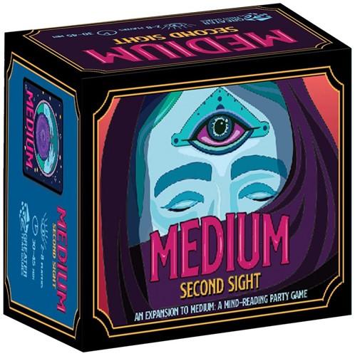 Medium - Second Sight