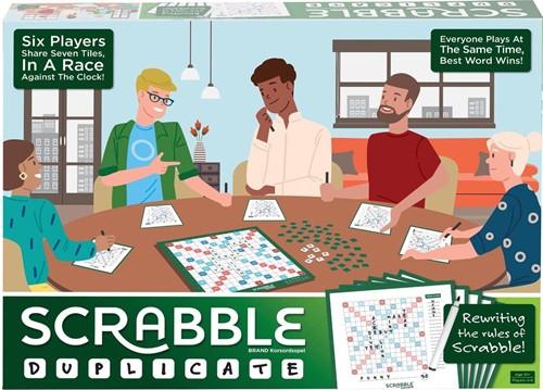 Scrabble Duplicate (NL versie)
