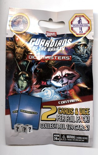 Marvel Dice Masters - Guardians of the Galaxy Boosterpack