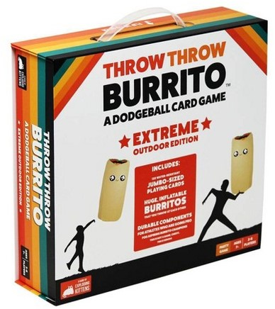 Throw Throw Burrito - Extreme Outdoor