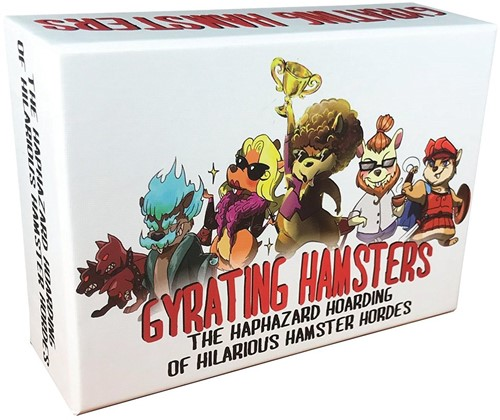 Gyrating Hamsters - Partygame