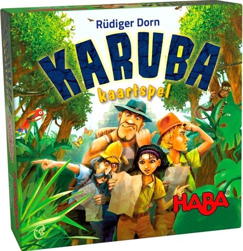 Karuba - Kaartspel