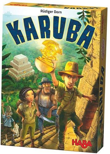 Karuba - Bordspel
