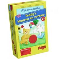 Mijn Eerste Spellen - Teddy's Kleuren en Vormen