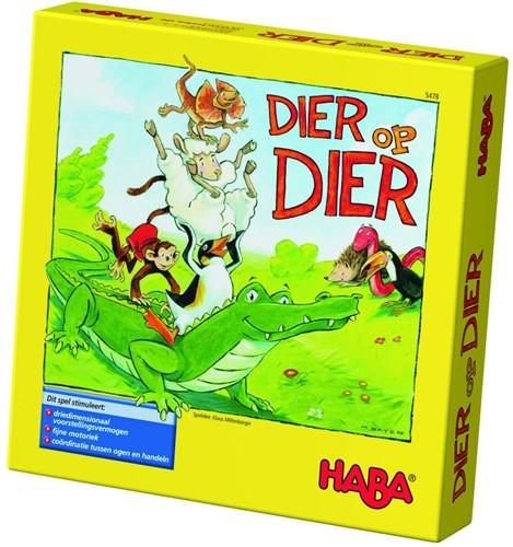 Dier op Dier - Haba Kinderspel