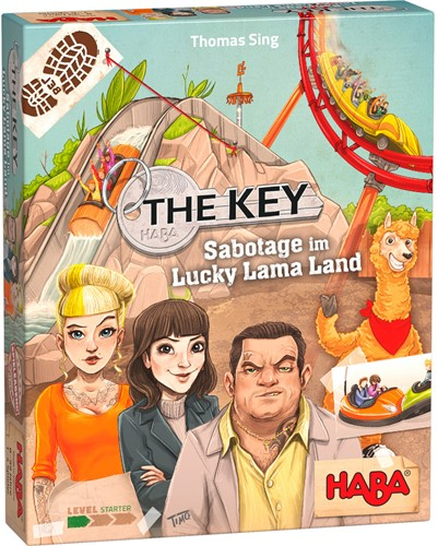 The Key - Sabotage in Lucky Lama Land