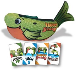 Happy Salmon (Engels)