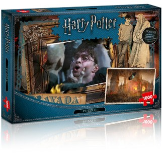 Harry Potter Avada Kedavra Puzzel - Limited Edition (1000 stukjes)