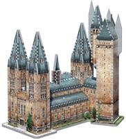 Wrebbit 3D Puzzel - Harry Potter Hogwarts Astronomy Tower (875 stukjes)-3