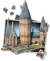 Wrebbit 3D Puzzel - H. Potter Hogwarts Great Hall (850 stukjes)-2