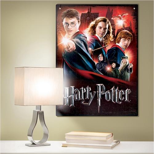 Wrebbit Poster Puzzel - H. Potter Hogwarts School (500 stukjes)-3