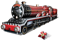 Wrebbit 3D Puzzel - Harry Potter Hogwarts Express (460 stukjes)-2