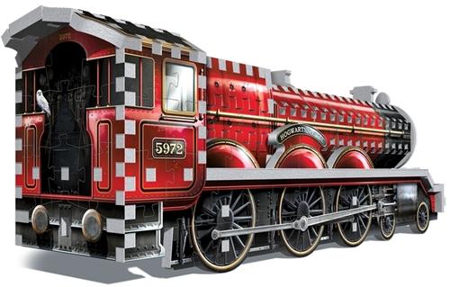 Wrebbit 3D Puzzel - Harry Potter Hogwarts Express (460 stukjes)-3