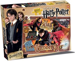 Harry Potter Quidditch Puzzel (1000 stukjes)