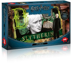 Harry Potter - Slytherin Puzzel (500 stukjes)