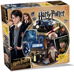 Harry Potter Philosophers Stone Puzzel (500 stukjes)