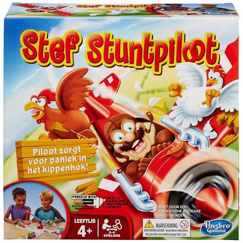 Stef Stuntpiloot (Doos beschadigd)