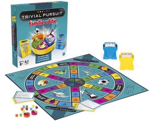 Trivial Pursuit - Familie Editie-2