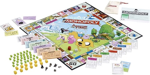 Monopoly - Adventure Time (Engels)-2