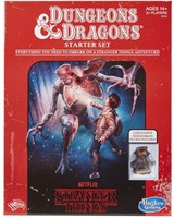 Dungeons & Dragons - Stranger Things Starter Set