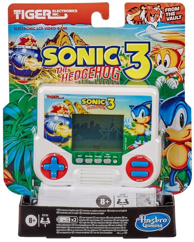 Tiger Electronics Sonic Edition (open geweest)