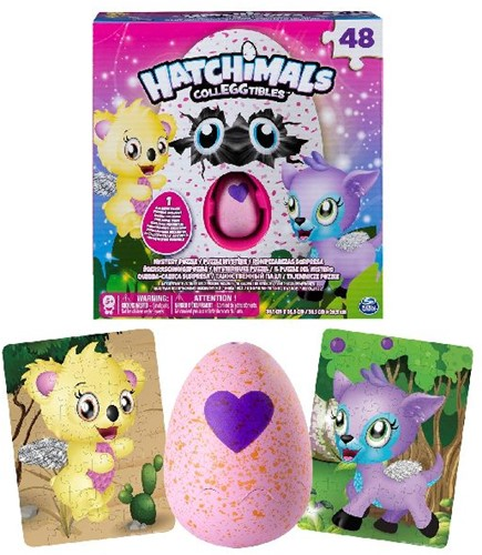 Hatchimals Puzzel