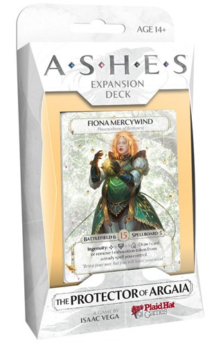 Ashes - The Protector of Argaia Expansion