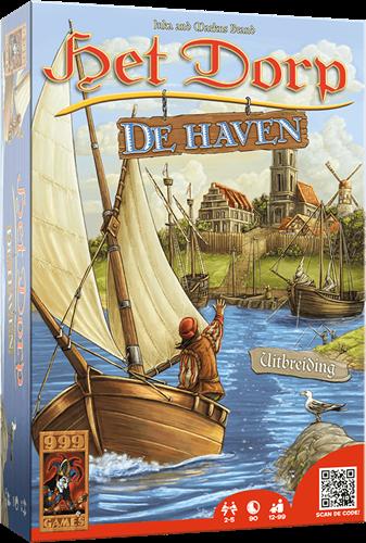 Het Dorp: De Haven Uitbreiding-1