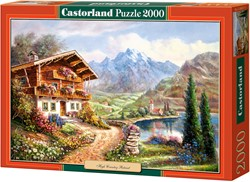 High Country Retreat Puzzel (2000 stukjes)