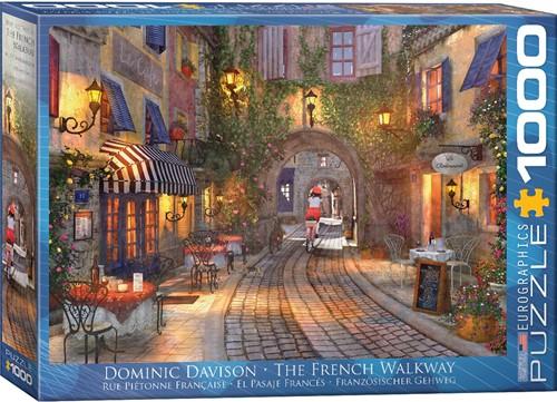 The French Walkway Puzzel (1000 stukjes)