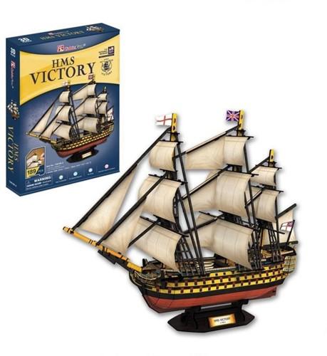 3D Puzzel HMS Victory (189 stukjes)