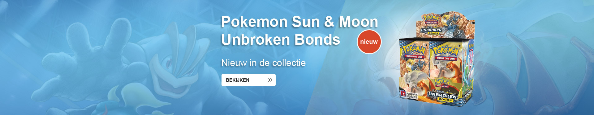 Pokemon Sun & Moon - Unbroken Bonds
