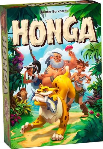 Honga - Bordspel