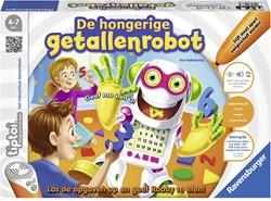 Tiptoi - De Hongerige Getallenrobot