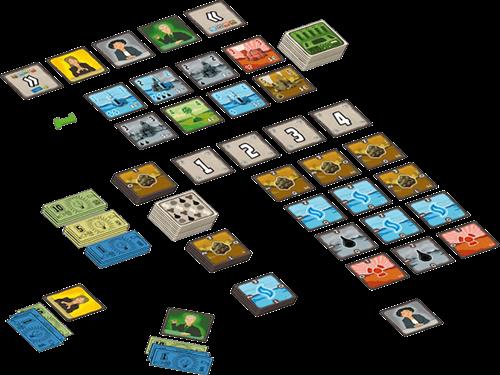 Hoogspanning - Het Kaartspel-2