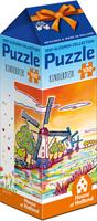 1001 Kleuren - Kinderdijk Puzzel (100 stukjes)-1