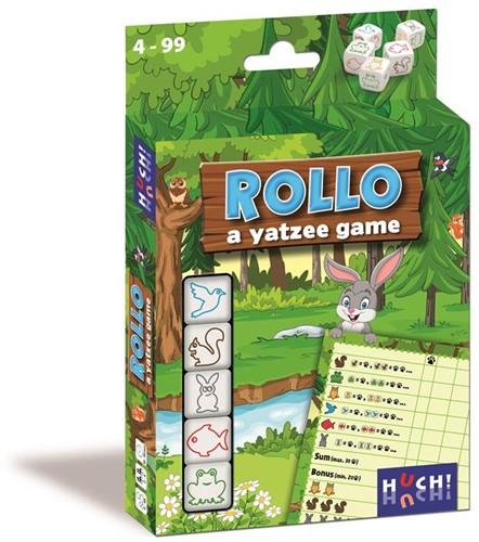 Rollo A Yatzee Game - Dieren (NL)