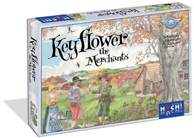 Keyflower The Merchants Uitbreiding