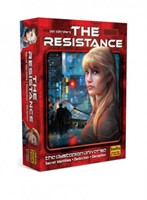 The Resistance (The Dystopian Universe)-1