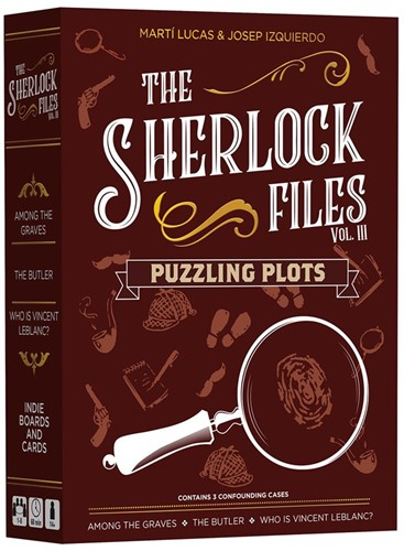 The Sherlock Files Puzzling Plots