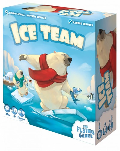 Ice Team - Bordspel