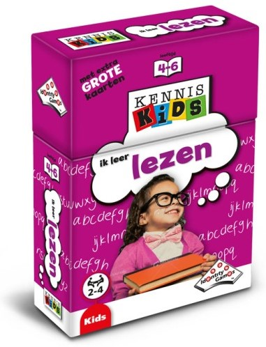 Kenniskids - Ik Leer Lezen-1