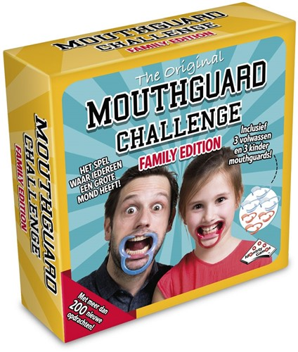 Mouthguard Challenge - Familie Editie