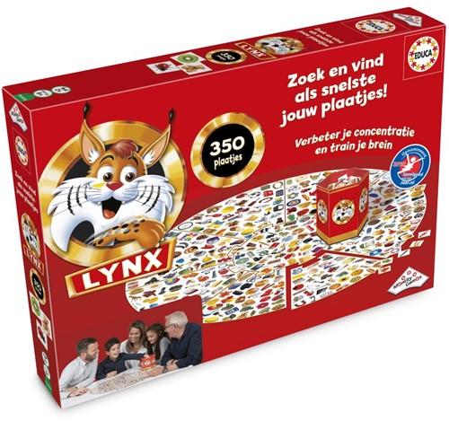 Lynx - Zoekspel