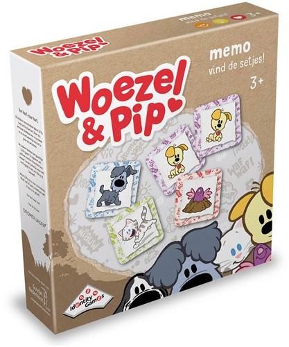 Woezel & Pip - Memory
