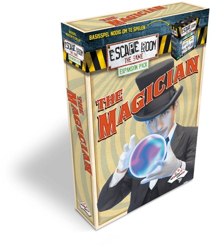Escape Room The Game Uitbreidingsset - Magician