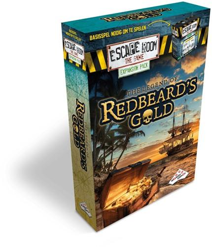 Escape Room The Game Uitbreidingsset - Redbeard's Gold