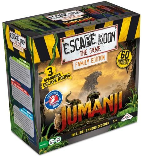 Escape Room: The Game Jumanji - Familie Editie