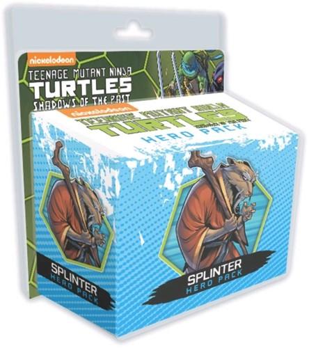 Teenage Mutant Ninja Turtles - Hero Pack Splinter